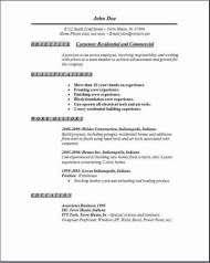 Carpenter Resume Templates Carpenter Resumeexamplessamples Free edit with word 96