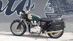 2004 triumph bonneville t100 for sale in las vegas nv las vegas