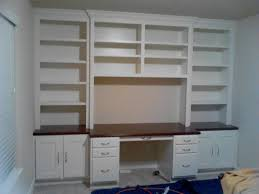 Built In Office Desk And Cabinets Custom Cabinet Houston Built In Desk In The Heights Jared Flickr