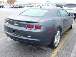 2011 Used Chevrolet Camaro 2dr Coupe 2LT at Toyota of Fayetteville ...