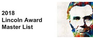 2018 lincoln award nominees.  lincoln abraham lincoln book award nominees u2013 2018 check out a book from the media  center today in 2018 lincoln award nominees h