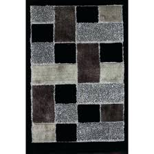 black and teal area rug 5 x 7 medium black area rug gy with design