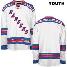 Jersey Reebok Rangers York New