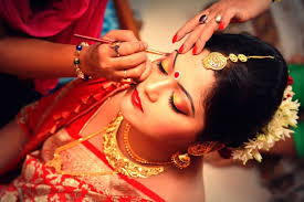 the bridal makeup kit should have a mix of s that the bride needs only on the wedding day and special occasions and those that she will need every