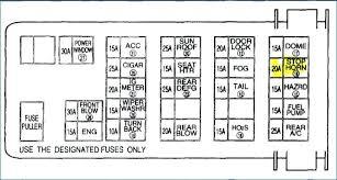 1999 suzuki grand vitara fuse box diagram product wiring diagrams \u2022 Suzuki Vitara 1 6 fuse box diagram for 1999 suzuki grand vitara schematics wiring rh theanecdote co 1999 toyota camry fuse box 1999 suzuki grand vitara ignition harness