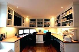 2 person desk. 2 Person Desk Home Office Modern Marvelous Design Lovely Two For Plans 5