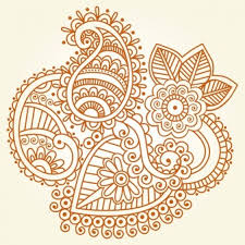 Henna Pattern Simple Henna Vectors Photos And PSD Files Free Download