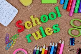 Image result for school rules