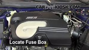 2007 impala fuse box diagram 2007 impala fuse box diagram 2007 image wiring diagram blown fuse check 2006 2016 chevrolet impala