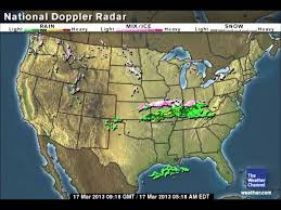 us weather doppler radar map video march th to march th  youtube