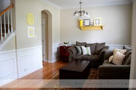 Wainscoting For Living Room Remodelaholic Wainscot Diy