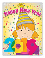 Chart On Happy New Year Happy New Year 2019 Theme And Activities Educatall