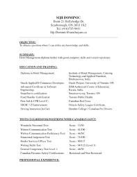Sample Resume For Assistant Professor In Commerce New Resume Samples