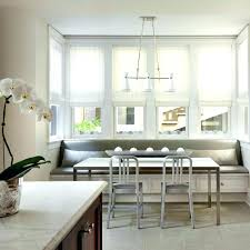 used banquette seating stupendous kitchen island dining table diy cushions b