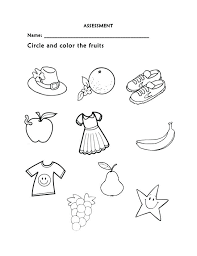 Fruit Pictures For Kids Coloring Pages Educational Resources Fruits