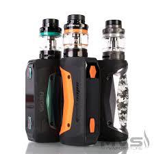 original geekvape aegis mini 80w max output tc kit with cerberus tank 2200mah box mod electronic cigarette vape
