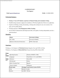 ms word resume templates samples examples format ms word 2010 resume templates