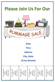 For Sale Flyer With Tear Off Free Template Downloads