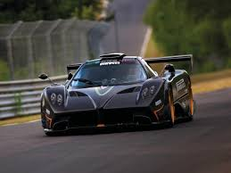 Pagani Zonda R Nurburgring Record Run Video And Pictures Autoevolution