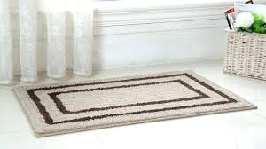 2 piece bathroom rug sets medium size of black and white bath rug set bathroom mat