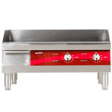 208 240 volts avantco eg24n 24 inch electric countertop griddle 208 240v 2675w 3560w
