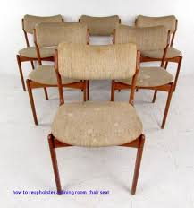 20 unique how to reupholster a dining room chair seat