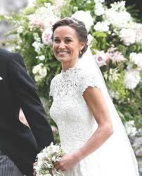 pippa middleton s wedding dresakeup are seriously weddinggoals