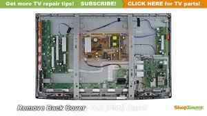 panasonic lcd tv repair tv won t turn on how to replace power panasonic lcd tv repair tv won t turn on how to replace power supply board