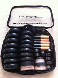 grace young my freelance makeup kit mac zuca traincase 3 9 for black