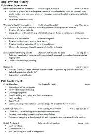 Resume Interest Examples Blaisewashere Com