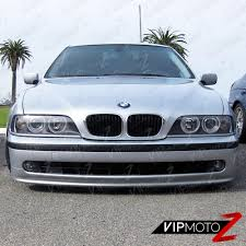 Coupe Series 2000 bmw 530i for sale : 1997-2003 BMW E39 5 Series Halo Projector Headlights Pair Set ...