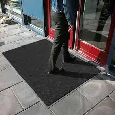 heavy duty vinyl loop outdoor mat