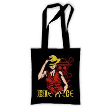 <b>Сумка</b> с полной запечаткой <b>One Piece</b> #2447724 от geekbox