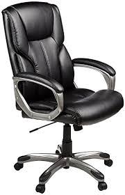 amazon chairs office. amazonbasics highback executive chair black amazon chairs office a