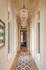 contemporary hallway lighting. Hall Lighting Ideas And Wood Laminate Floors In Contemporary Hallway W