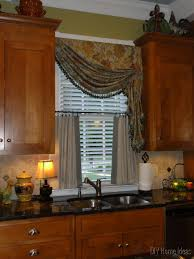 Kitchen Curtain Designs Beautiful Kitchen Curtain Ideas In Interior Design For Home With