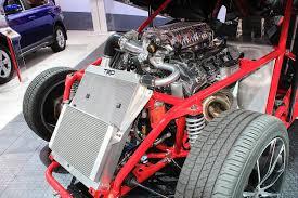 LA Auto Show Live: Toyota Unveils an 850hp Drag Car Beneath A ...