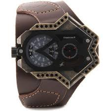 send fastrack metalhead analog watch for men 3106kl01 to out of stock