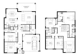 5 bedroom house plans 1 story 5 bedroom house designs double y homes 5 bedroom 3