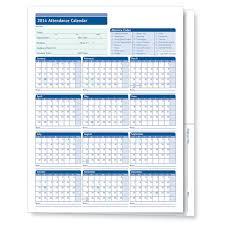 Absentee Calendar 2014 Absentee Calendar Free 2014 Attendance Calendar Folder For