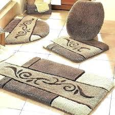 orange bath rug set bathroom rugs heritagehymnsinfo orange bathroom rug set