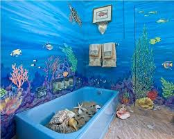 underwater themed wall art