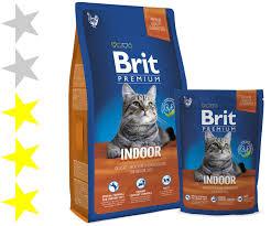 Корм для кошек <b>Brit Premium</b>: отзывы и разбор состава