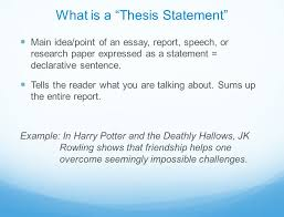 "giving credit where credit is due "" what is easybib using  what is a thesis statement main idea point of an essay report speech"