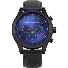 """men s french connection chronograph watch fc1144bb watch shop comâ""""¢ mens french connection chronograph watch fc1144bb"""
