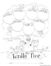 Drawing A Family Tree Template Family Tree A Free Royalty Stock Image Drawing Of Software