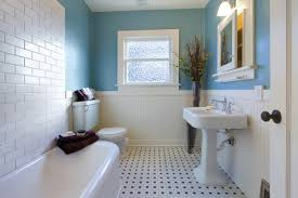 Fresh Austin Decorating A Bathroom With Wainscoting #11982