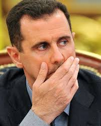 SYRIAN PRESIDENT BASHAR AL-ASSAD was facing calls to apologise last night after an ill-judged joke on a Syrian chat show. When asked by presenter Mattah ... - Bashar-al-Assad-420x0