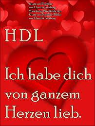 Hdl Ich Habe Dich Von Ganzem Herzen Lieb Claudia Pomberg Zitate
