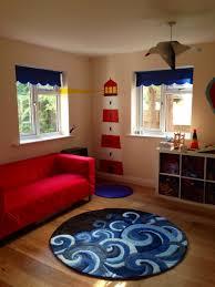 Seaside Bedroom Decorating Seaside Theme Playroom Decornotes